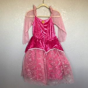 EUC Disney Park Princess Sleeping Beauty Dress